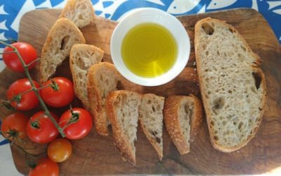 Olive OIl Workshop and The Mediterranean Diet
